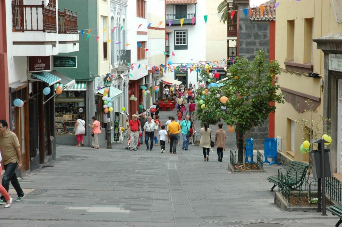 Más de 250 comerciantes participan este año en el Puerto Street Market