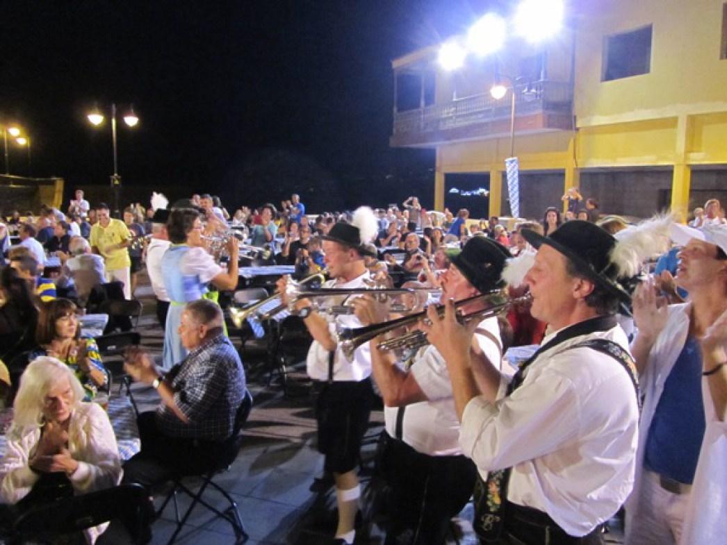 Novedades en la Semana Bávara Oktoberfest 2016 de Puerto de la Cruz