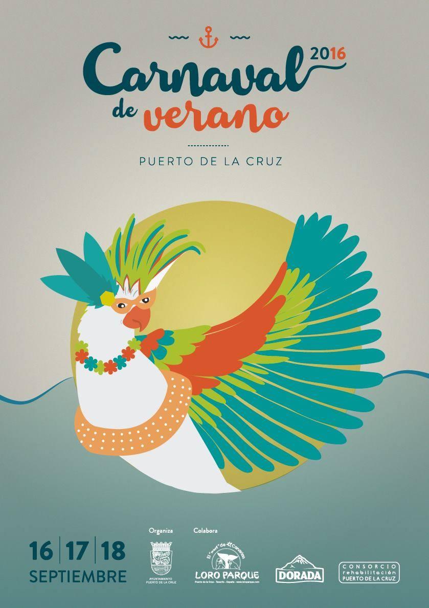 Llega el Carnaval de Verano al Puerto de la Cruz