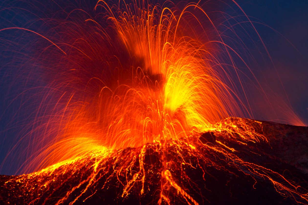 La Noche de los Volcanes llega a Puerto de la Cruz