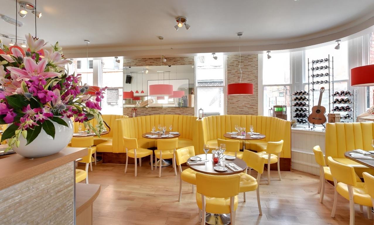 El restaurante que seduce Manchester con el mojo canario y las papas arrugadas