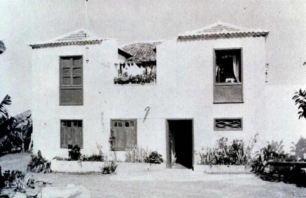 La Casa Amarilla o «Casa de los Machangos»