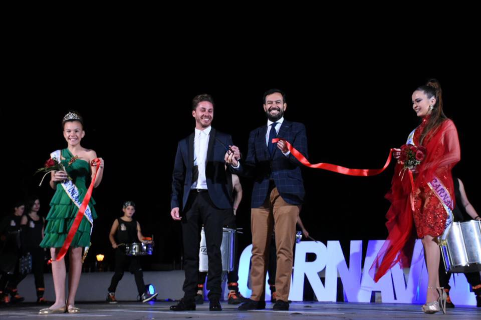Arranca el Carnaval Internacional del Puerto de la Cruz