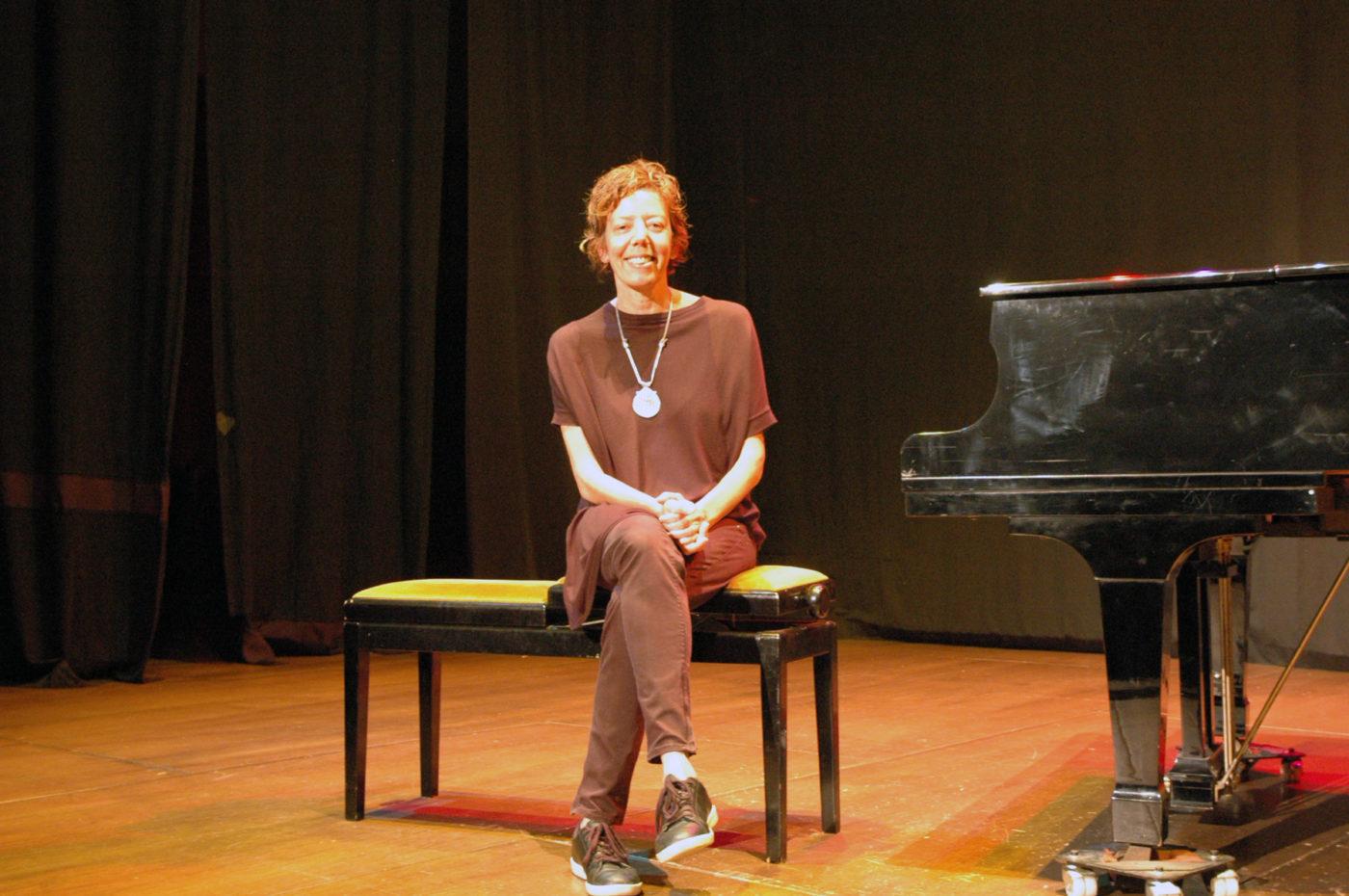 Mónica Lorenzo: Un sueño llamado Teatro Timanfaya