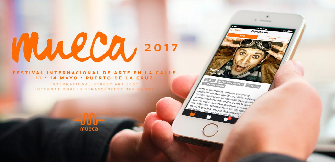 Este año Mueca estrena App