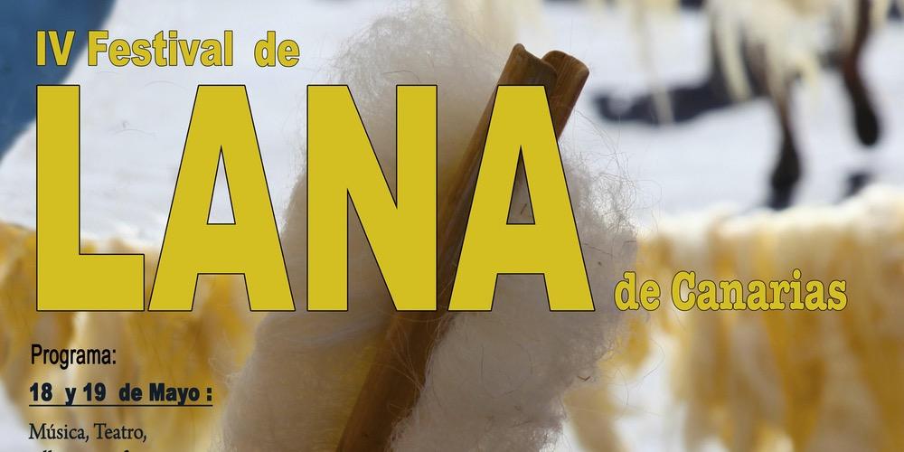 Puerto de la Cruz acoge la IV edición del Festival de lana de Canarias