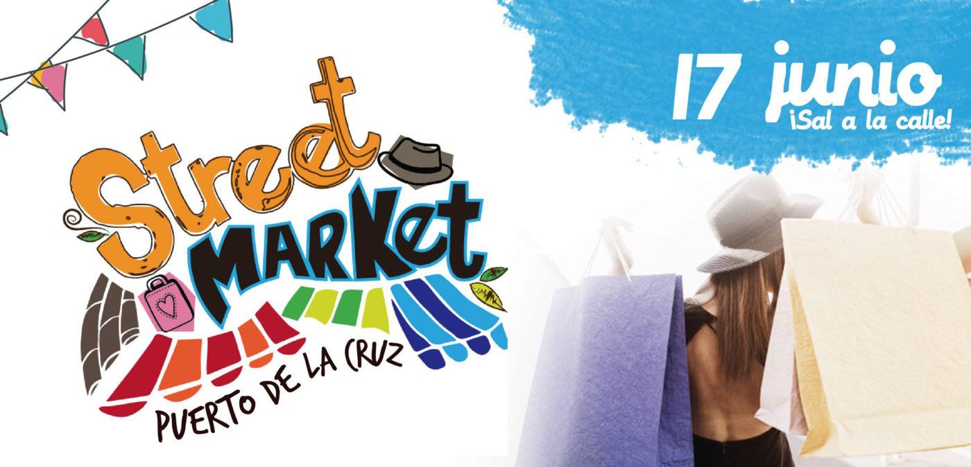 ¡¡Vuelve Puerto Street Market con muchas ofertas!!