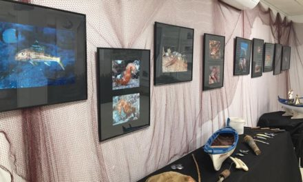 Exposición «Stand del Pescador»