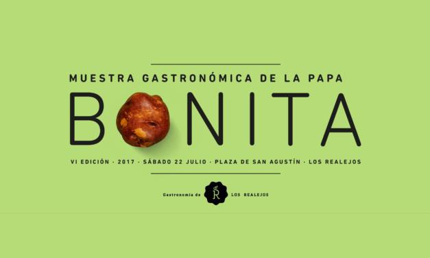 VI Muestra Gastronómica de la Papa Bonita