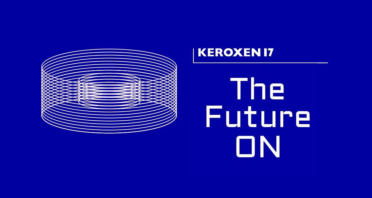 THE FUTURE ON / Jornada de experiencias Arte / Ciencia / Tecnología