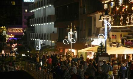 La Noche en Blanco dará comienzo a la campaña de navidad en el Puerto de la Cruz